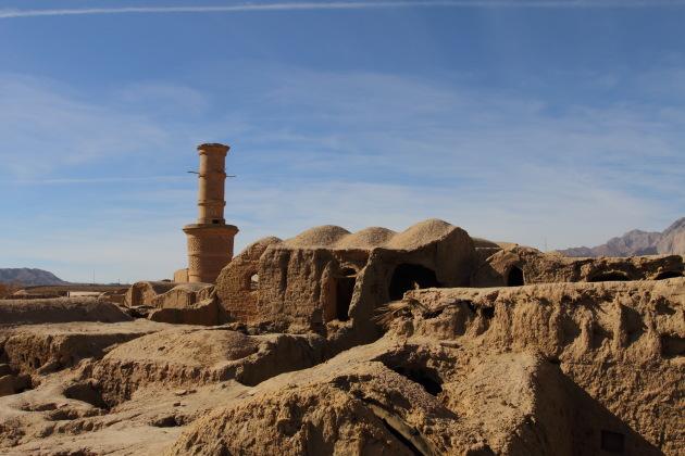 Kharanaq - a great day trip from Yazd, Iran