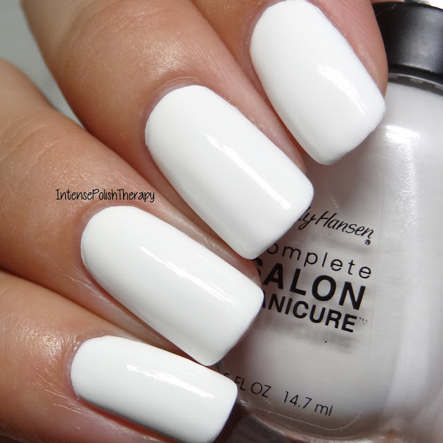 Sally Hansen - White Here, White Now
