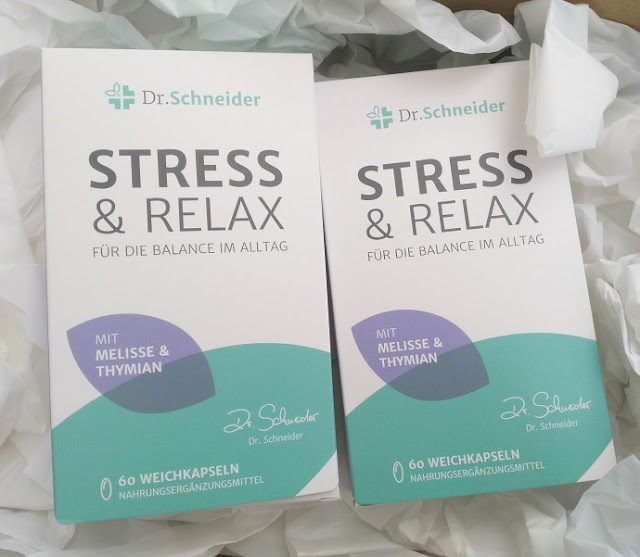 Dr. Schneider Stress & Relax Verpackung