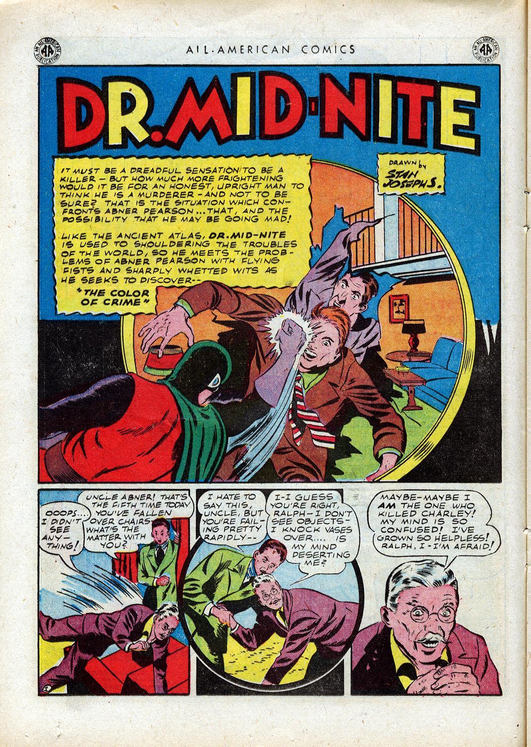 Read online All-American Comics (1939) comic -  Issue #64 - 19