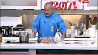 برنامج المطبخ 17-1-2016 الشيف يسرى خميس - قناة الحياة