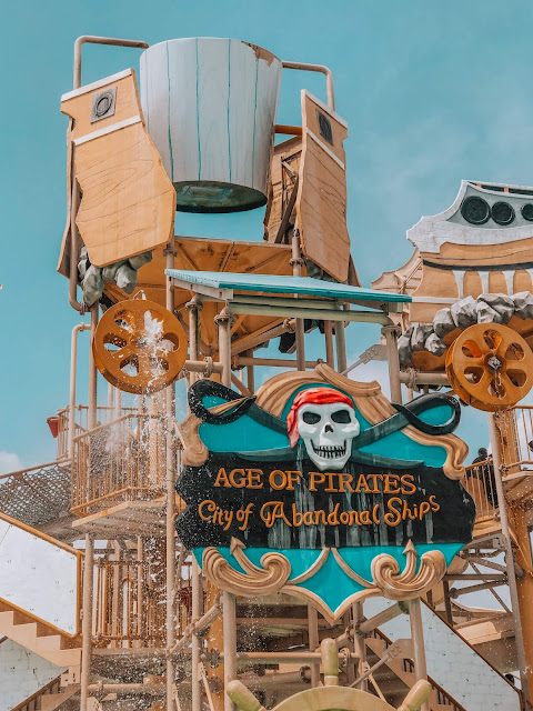 age of pirates Bangi Wonderland Theme Park & Resort