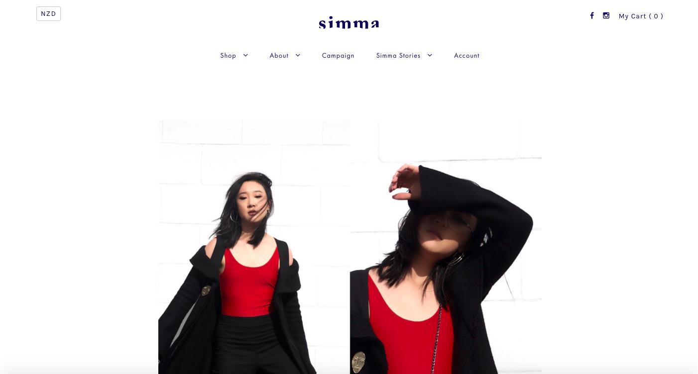Nicole Ku | Nicrific Photographer and Stylist Simma Studios