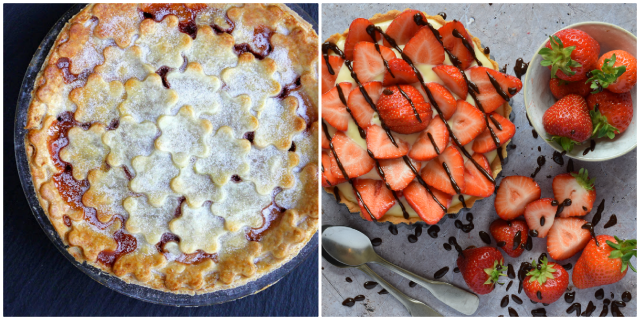 Recipes to make with fresh strawberries