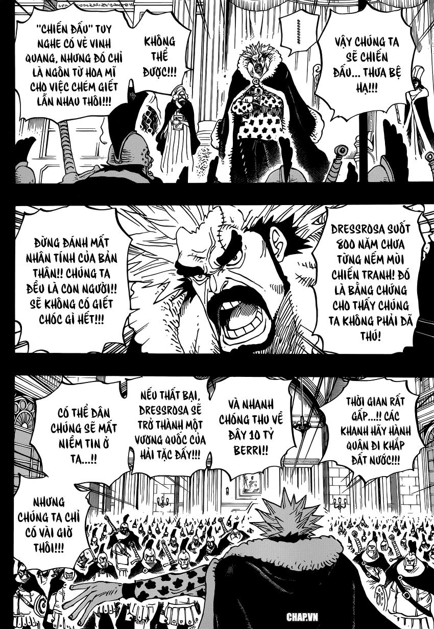 One Piece Chap 727 - Truyen.Chap.VN