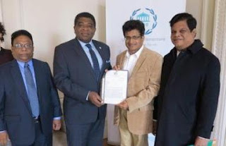 Gammanpila and Bandula luggages were lose in Geneva