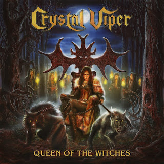 "Crystal Viper - ""Queen of the Witches"" - recenzja"