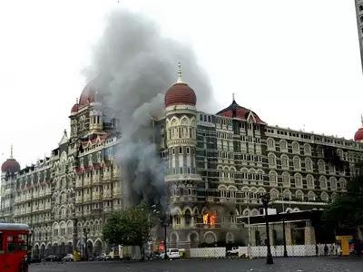 Taj Hotel attack  Mumbai 26/11