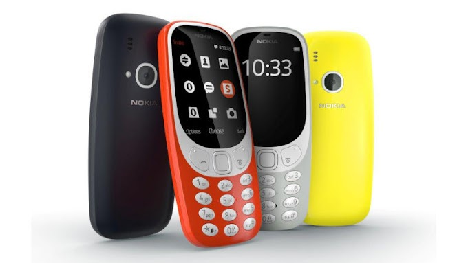 Video: First Look at the New Nokia 3310 Relaunching Later this Year
