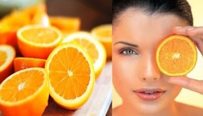 Oranges Fruit benefits for skin