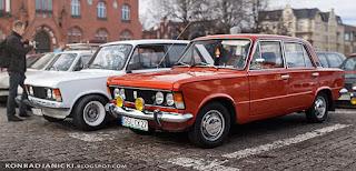 samochody klasyczne w Słupsku