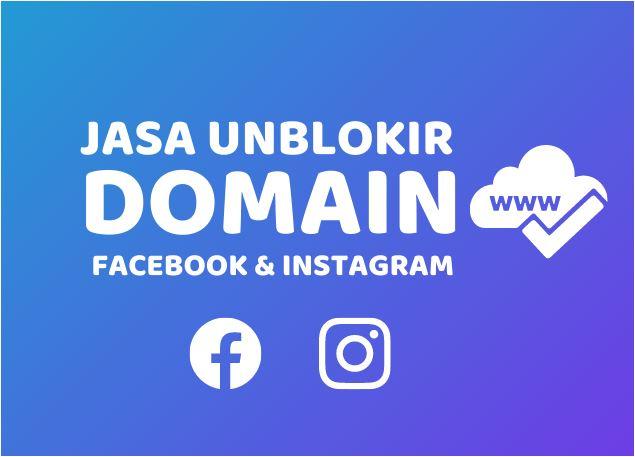 Jasa Unblock Domain FB