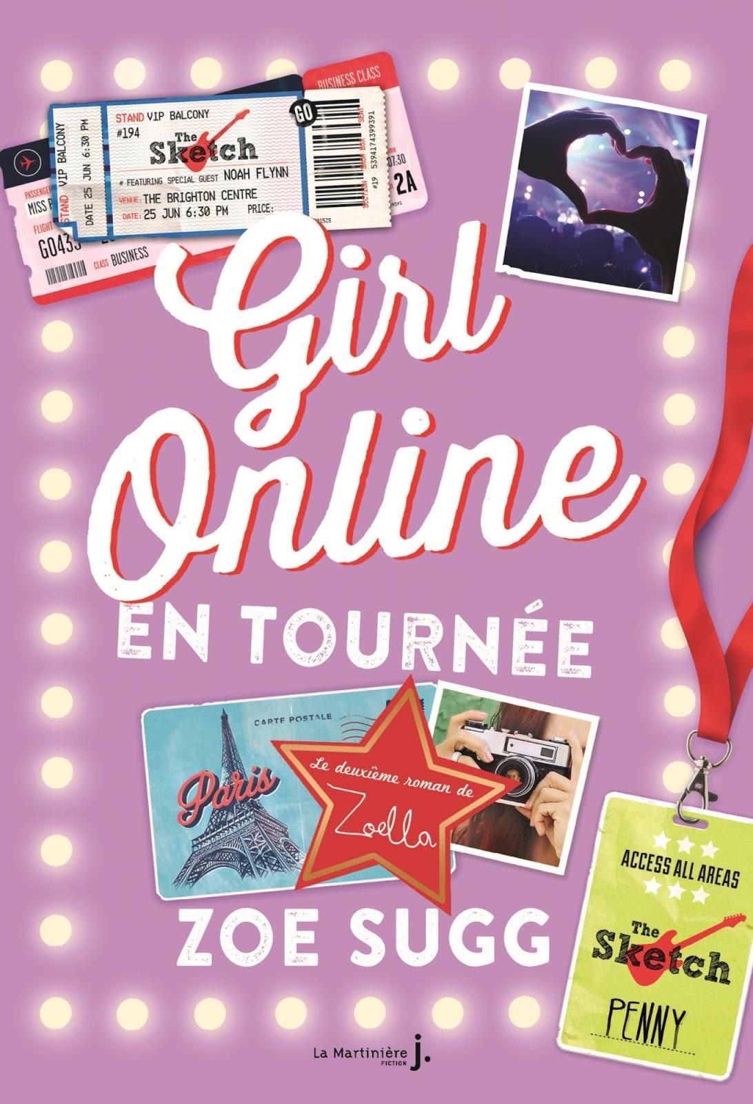 girl online 2 resume