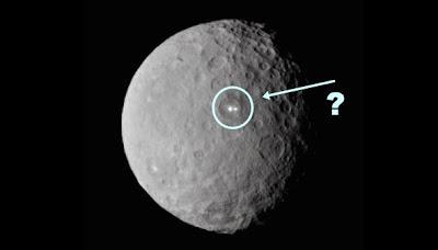 Misteri Dua Titik Terang Terlihat di Ceres