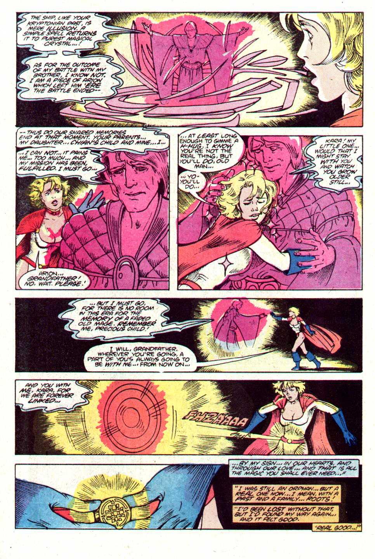Read online Secret Origins (1986) comic -  Issue #11 - 17