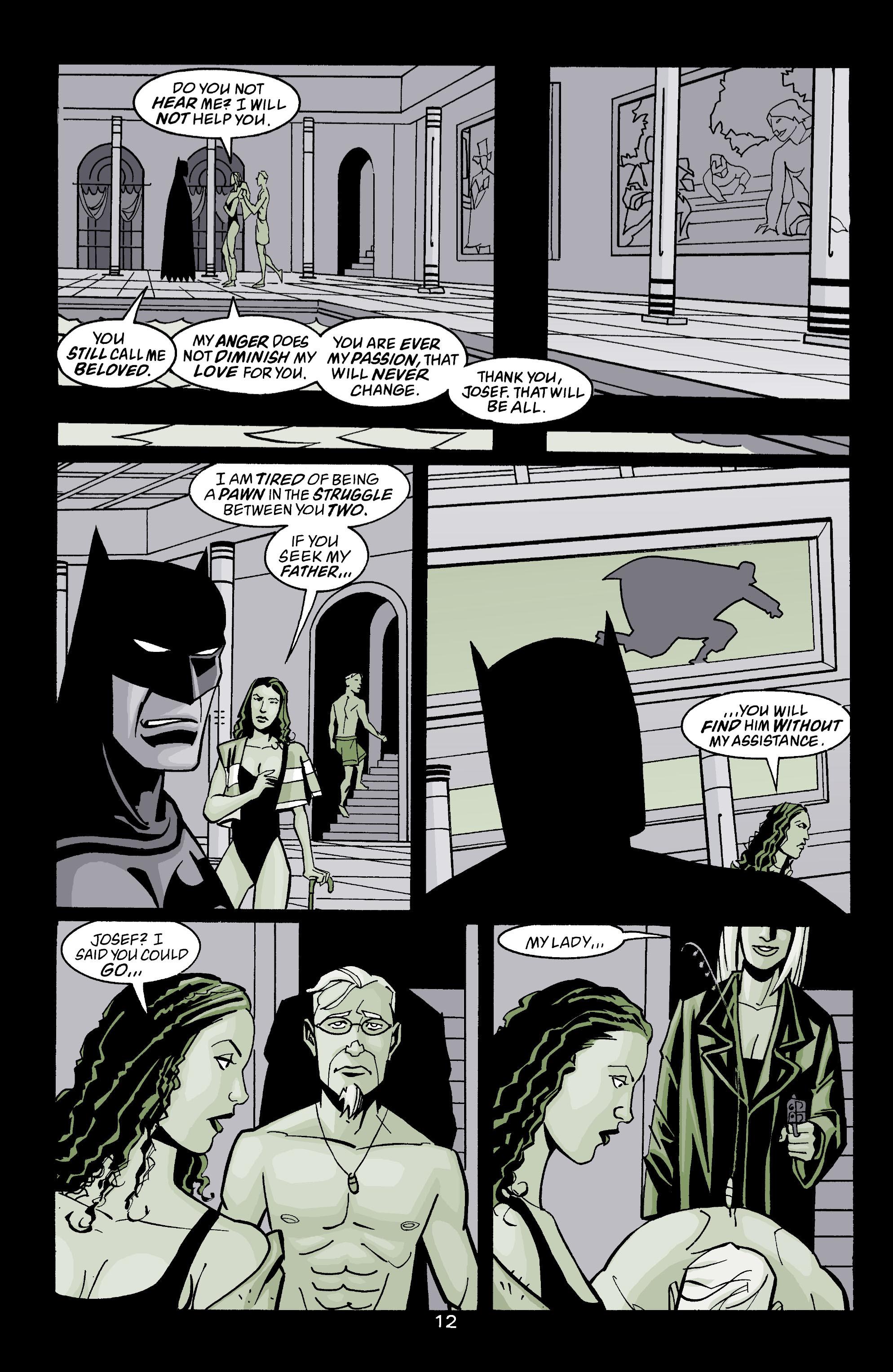 Detective Comics (1937) 750 Page 12