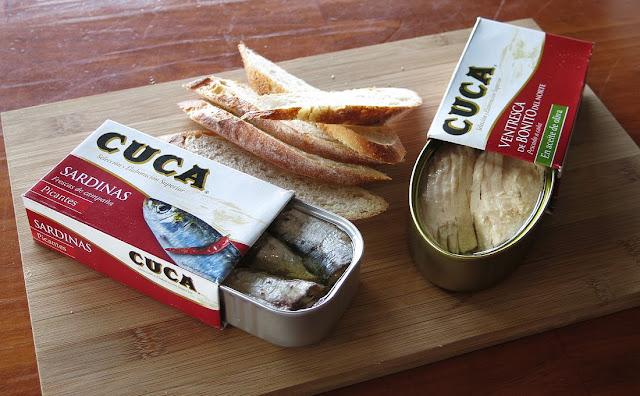 AUSTiNS, Mt Erica Hotel, tapas, sardines