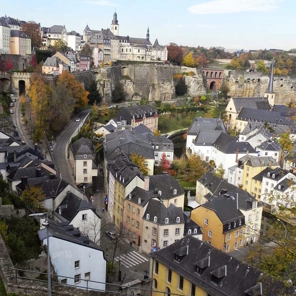Luxemburgo | Capital de Luxemburgo