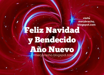 Corto Video con tarjeta musical te deseo feliz navidad, música feliz navidad deseamos por Mery Bracho.