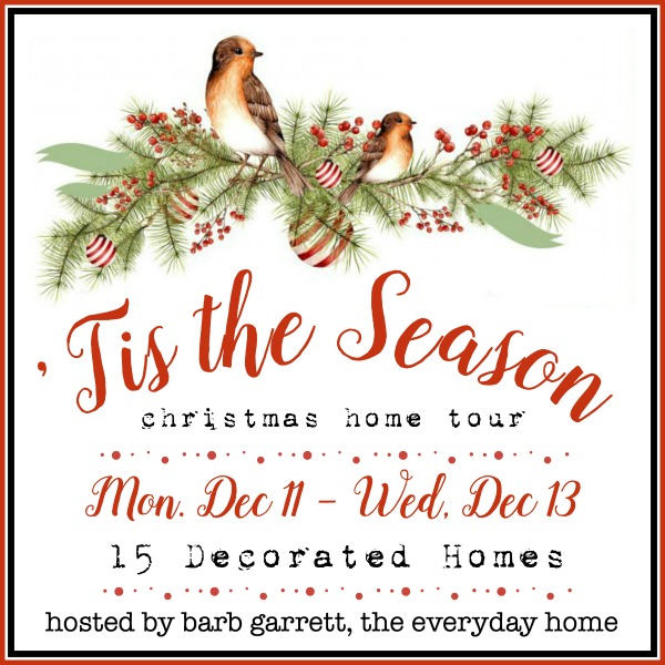 Tis The Season Christmas Home Tour at Miz Helen's Country Cottage