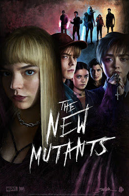 The New Mutants 2020 Eng HDCAM 480p 250Mb x264