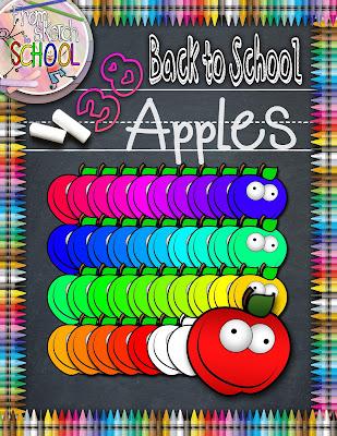 https://www.teacherspayteachers.com/Product/38-Back-to-School-Apples-From-Sketch-to-School-2719925