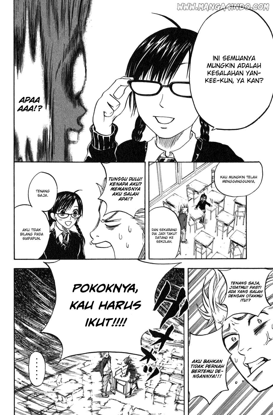 Yankee-kun to Megane-chan Chapter 03-28