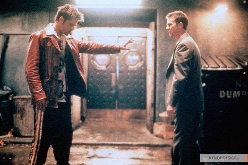 film fight club essay Read this music and movies essay and over 88,000 other research documents symbolism in the movie fight club symbolism soapwith enough soap, we could blow up just about anything&quot &apostyler was full of useful information&apos -tyler and the.