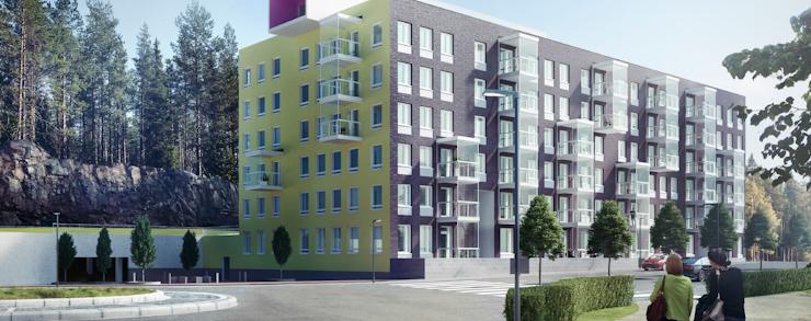 uudet hitas asunnot Lappeenranta