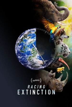 Poster Racing Extinction 2015