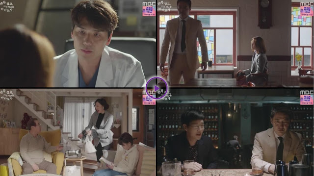 Let's Hold Hands Tightly and Watch The Sunset Episode 11 Subtitle Indonesia