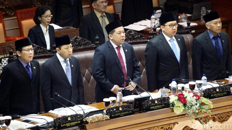 Ketum PPP Jelaskan Alasan Fraksi Kirim Wakil ke Pansus