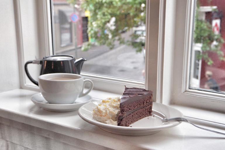 Bonne adresse de coffee shop à Reykjavik : Kaffibrennslan