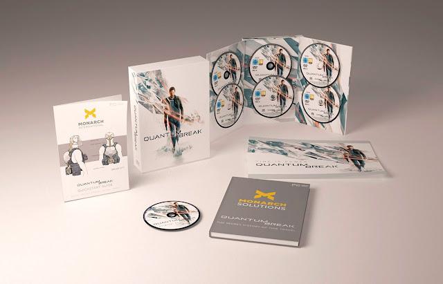 La edición física de Quantum Break vuelve a dar señales de vida, estreno el 30 de septiembre