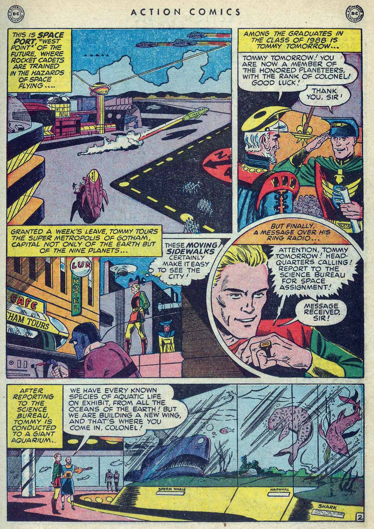 Action Comics (1938) 127 Page 22