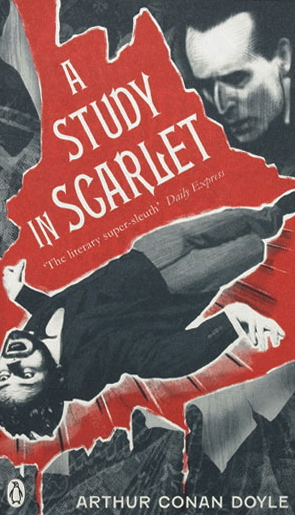 Nose In A Book Review A Study In Scarlet
