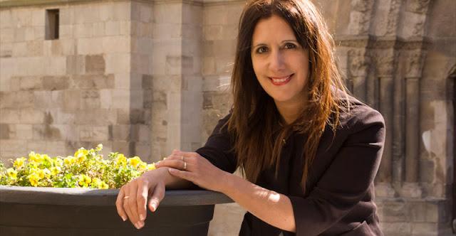 Dolores Redondo gana el Premio Planeta.