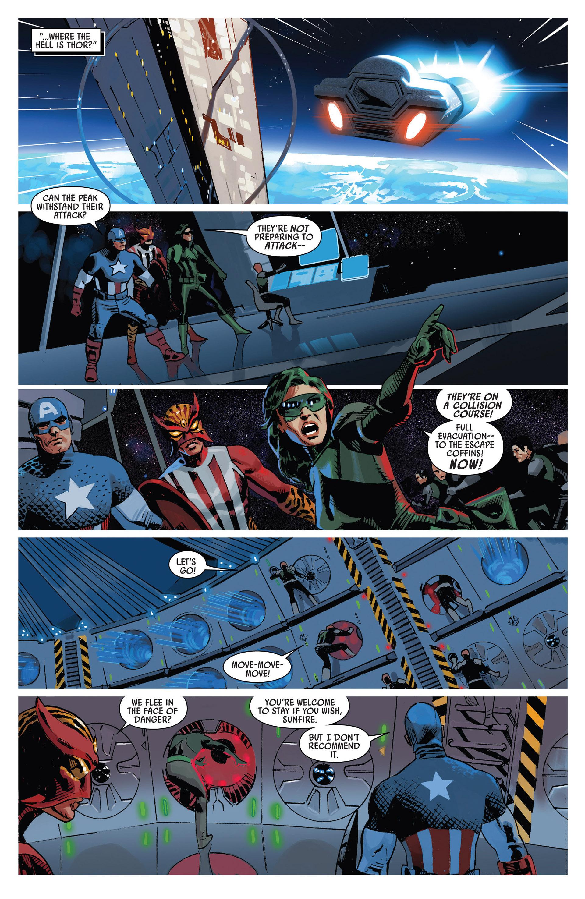 Read online Uncanny Avengers (2012) comic -  Issue #7 - 17