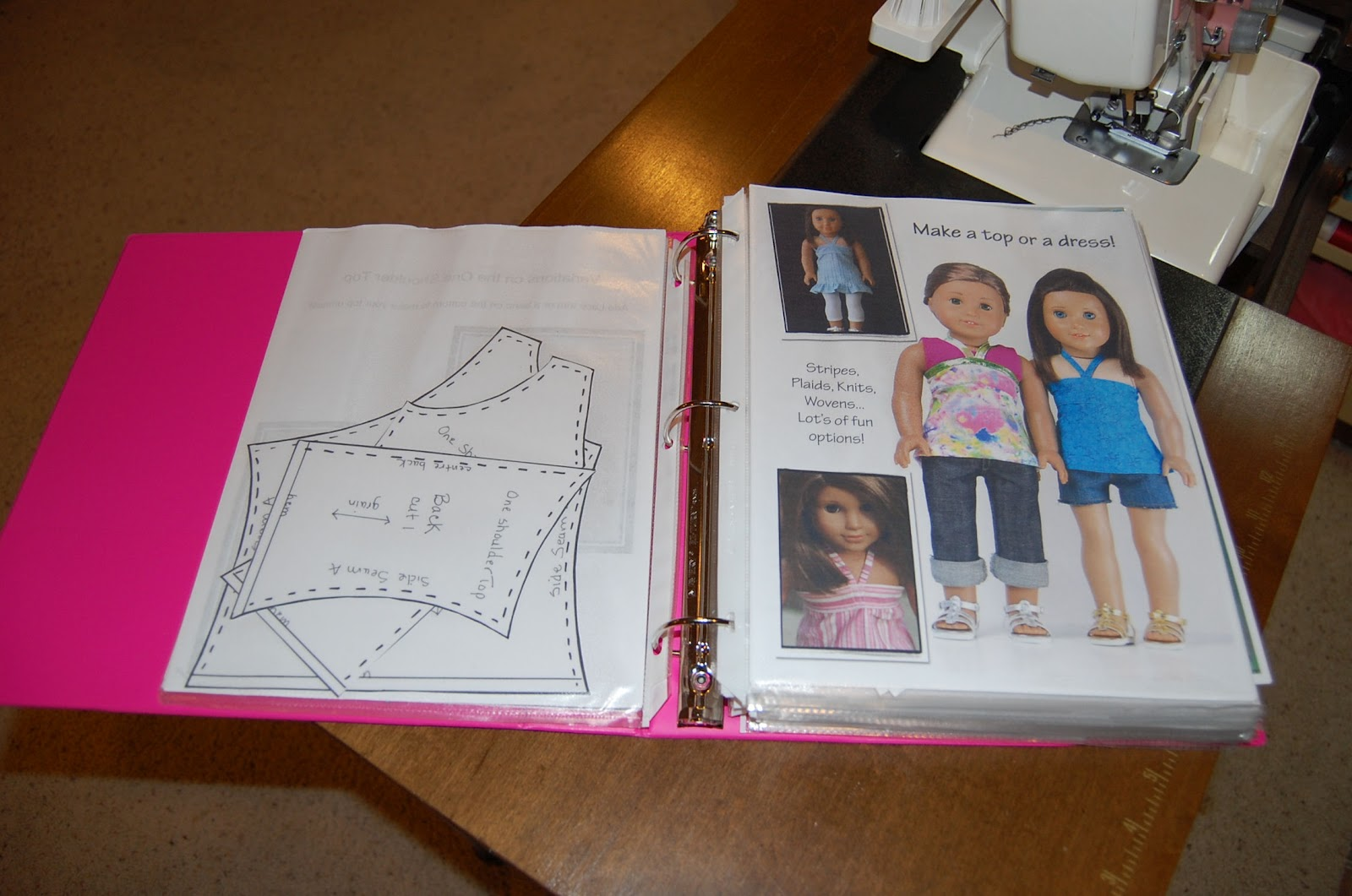 Sewing For American Girl Dolls American Girl Doll Clothes
