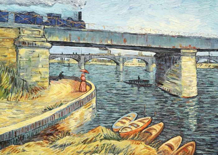Van Gogh Documentary To Be First Completely Painted Feature Film Ever
