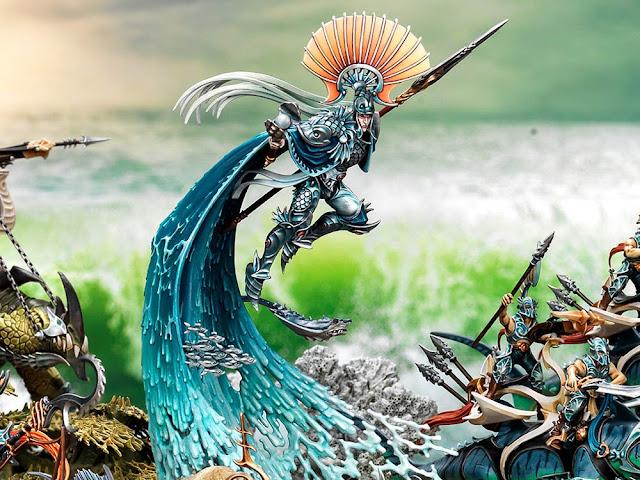 Héroe Idoneth Deepkin
