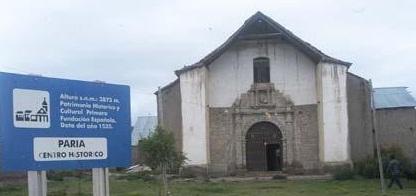 Soracachi: municipio orureño (Bolivia)