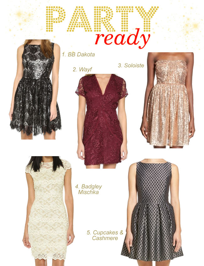 Top 5 Affordable Holiday Dresses