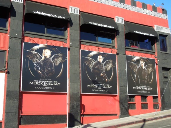 Hunger Games Mockingjay Part I posters
