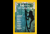 Portada del National Geographic