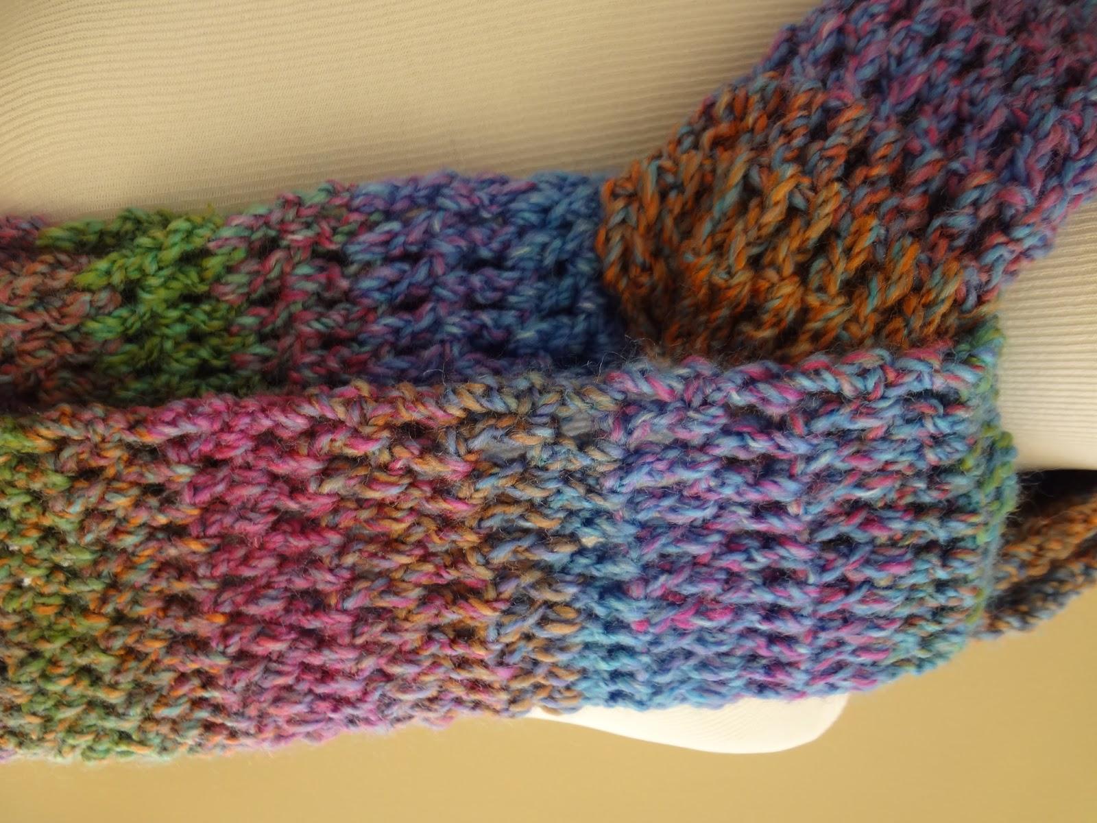 Fiber Flux: Free Crochet Pattern...Celebration Scarf!