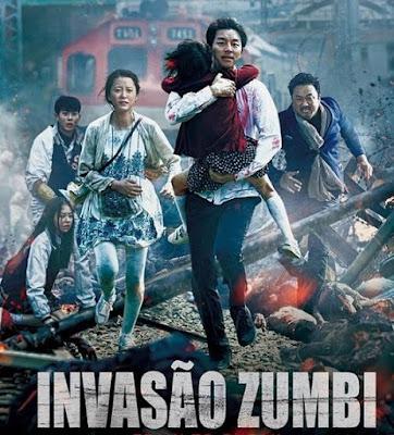Capa de divulgação do filme Invasão Zumbi 2016 estreia em dezembro