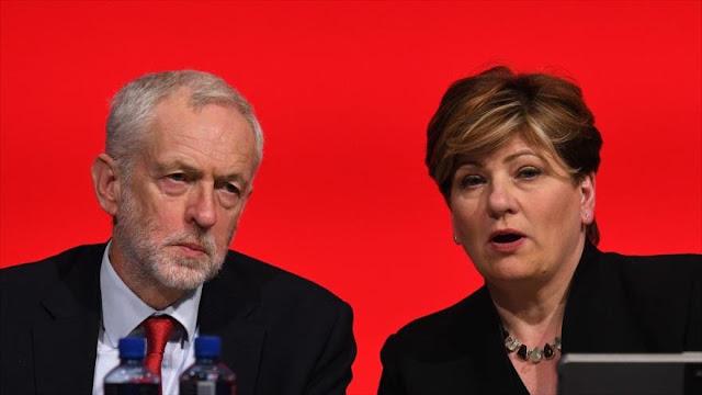 Partido Laborista británico exige cesar venta de armas a Riad