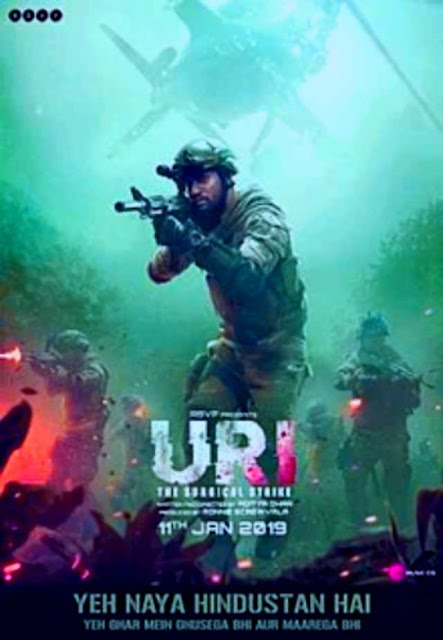 Uri - The Surgical Strike 2019 full movie download hd 720p