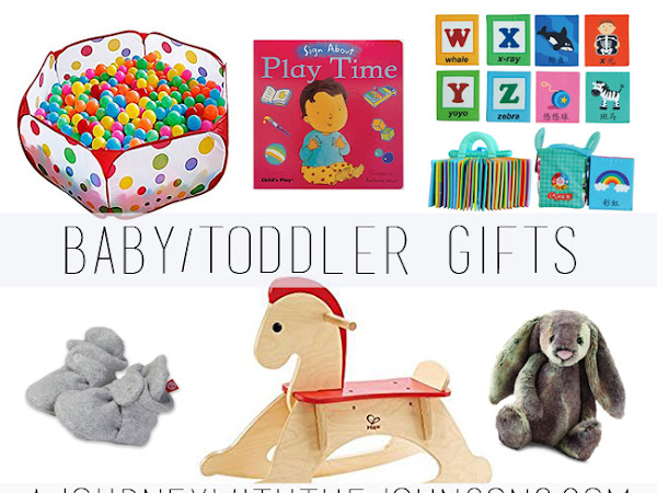 Best Baby/ Toddler Gifts